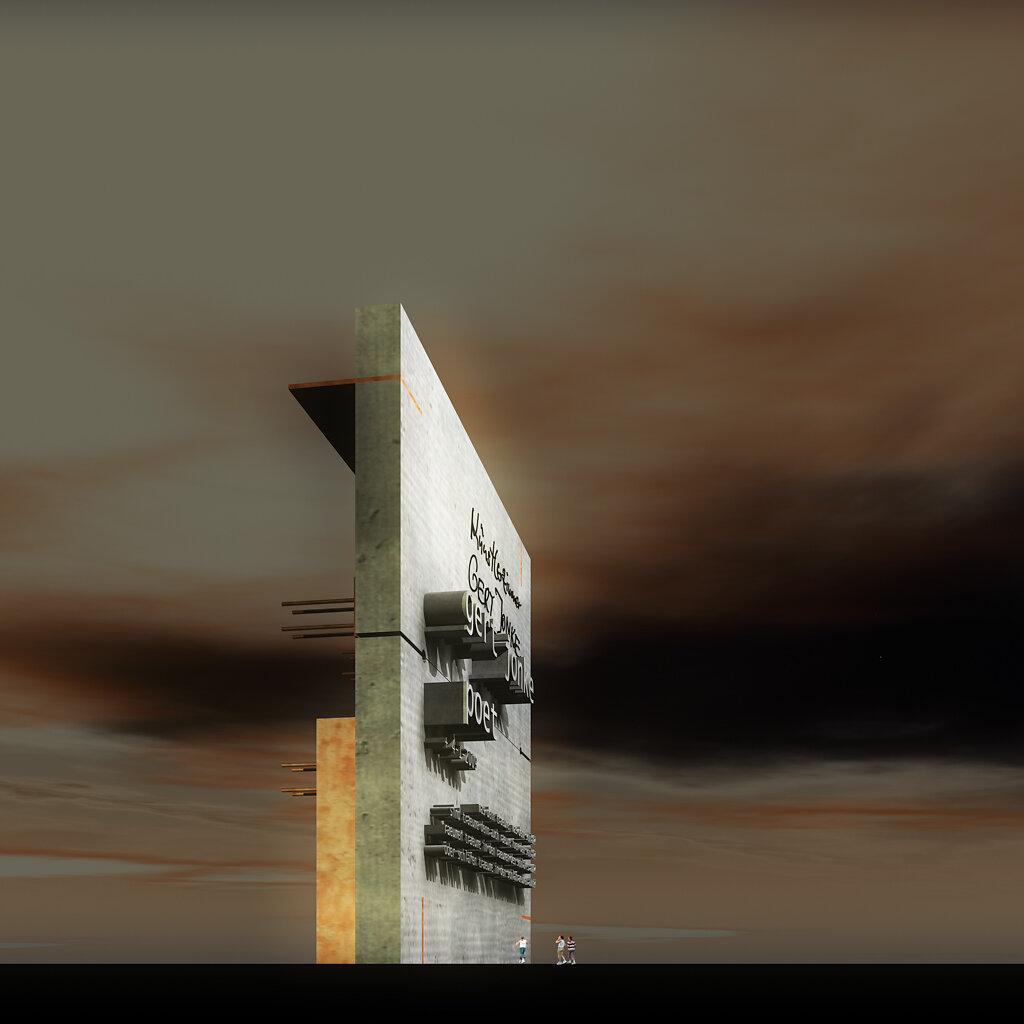 gert jonke monument