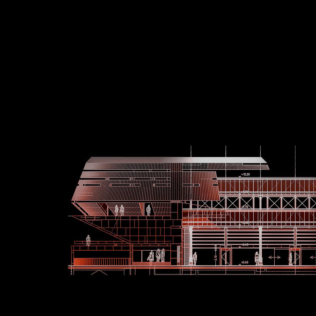 schrannenhalle münchen expansion